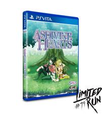 Asdivine Hearts Sony Playstation Vita Limited Run Games #79 BRAND NEW FREE SHIP