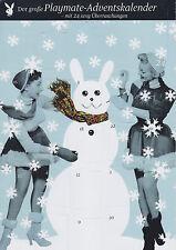 Playmate Adventskalender 2008 Deutschland Zustand 1