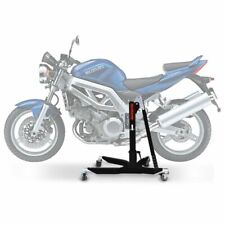 ConStands Single por Basculante Monobrazo Caballete Trasero Honda CB 1000 R 08-16 black mate adaptadore incl.
