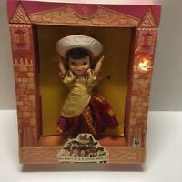 RARE 1964 Pressman Lipson Walt Disney Its A Small World Doll South America