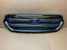 OEM 2017 2018 2019 FORD ESCAPE GRILLE BLACK/SMOKED NO DAMAGE NICE!