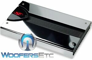 OPEN BOX ROCKFORD FOSGATE P6002 2 CHANNEL 600W SPEAKERS SUBWOOFERS AMPLIFIER
