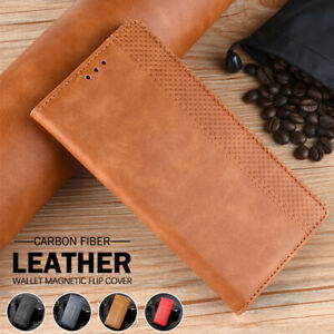 For OPPO Find X2 Pro/Lite/Neo A52 A92 A5/A9 2020 Case Leather Wallet Flip Cover