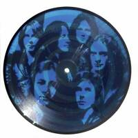 """Foreigner - Blue Morning, Blue Day - Picture Disc - 7"""" Vinyl Record"""