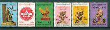 Lot de 11 timbres neufs Birmanie Burma   bonne valeur good Scott  value 2017