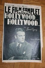 Le film complet du samedi - N°2224 - Hollywood... Hollywood... - 1939