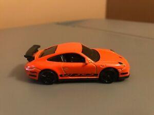 Hot Wheels HW Showroom Asphalt Assault Orange Porsche 911 GT3
