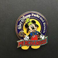 Cast Exclusive - Walt Disney Parks & Resorts Merchandise Mickey Disney Pin 39209