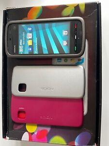 Nokia 5230 - Grey (EE) Mobile Phone BOXED GRADE A