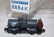 Fleischmann piccolo Spur N 8884 K Kesselwagen VTG, OVP, XP9760X