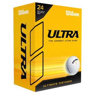 Wilson Ultra Golfbälle Sparpack 24er Golfbälle  SALE %% SALE %%