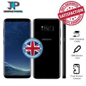 Samsung Galaxy S8 64GB Unlocked Smart Phone SIM FREE UK WARRANTY *FAIR CONDITION