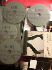 DAVID BOWIE SOUND + VISION 4 CD BOX SET- mint discs and inserts & Lodger EMI 91