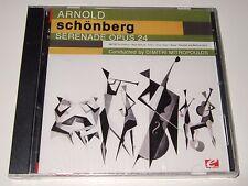 Schönberg: Serenade, Op. 24 (CD, 2011, Essential Classical) new