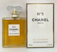 Chanel No.5 3.4oz / 100ml  Women's Eau de Parfum Brand New Sealed