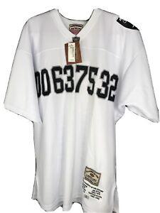 Oakland Raiders Players Of The Century Jersey Ultra Rare! Jeff Hamilton Design