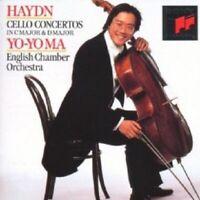 YO-YO MA/ENGLISH CHAMBER ORCHESTRA - CELLO CONCERTOS  CD 6 TRACKS J. HAYDN NEW