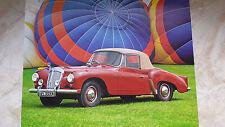 Daimler Benz Conquest Roadster Bild/Poster
