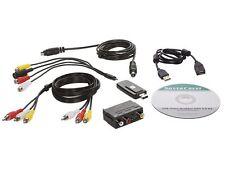 2.0 USB Video Grabber Konverter Digitalisierung Videoschnitt VHS Überspielen Neu