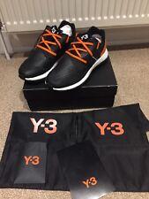 Mens Adidas Y-3 Boost PURE BOOS Size UK 8 EU 42 Brand New In Box Orange