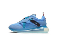 Nike Air Max 720 OBJ Slip Men's Sneakers Blue Casual Shoes Limited DA4155-400