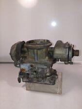 Vintage Good Carburetor Core, Bendix Stromberg Model WW 3-108A Hot Rod Rat 2V