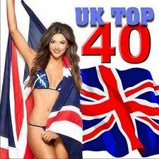 Promo Video DVD UK Top 40 Hits Feb 9  2014 FULL Pop Chart in order! Only on Ebay