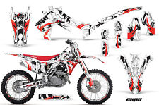 Honda CRF 450R Graphic MX Kit AMR Racing # Plate Decal Sticker Part 13-14 EXPO R