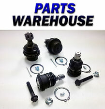 4 New 2Wd Suspension Ball Joint 2 Front Lower 2 Front Upper Ford Ranger 98-11