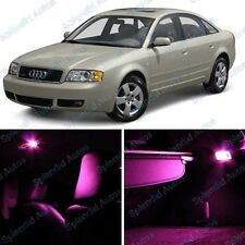 Pink Interior LED Package For Audi A6/S6 C5 1998-2004 (12 Pieces) #734
