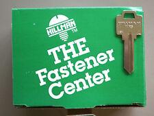 Box of 50 Weiser WR5 Key Blanks By Hillman
