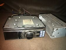 Vintage Used Alpine iDA-X001 AM FM Digital Media Receiver Stereo RARE + Housing