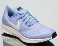 Nike Air Zoom Pegasus 35 Women's New Aluminium Sail Running Shoes 942855-405