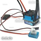 T-SKY 60A Brushless Sensorless Speed Controller ESC for 1/10 RC Racing Car Truck