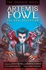 Artemis Fowl The Opal Deception Graphic Novel: The Graphic Novel