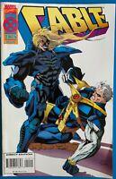 CABLE MARVEL COMICS DIRECT EDITION JAN 1995 VOL 1 #19