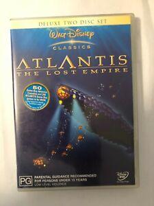 Atlantis The Lost Empire - DVD