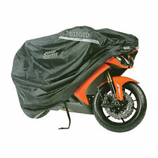 Oxford Motocicleta Moto Stormex Deluxe Cubierta Impermeable todo tiempo medio OF140