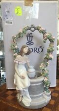 RARE RETIRED Signed Lladro #6562 A WishFor Love Mint Condition Original Box
