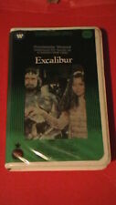 excalibur '81 fantasy action adventure warner big box clamshell the knights rare