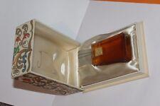 (B) Collector flacon parfum Muse de Coty avec son coffret (french perfume)