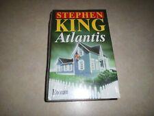 ? NEU - Stephen KING: Atlantis  (gebundenes Buch) noch in Originalfolie