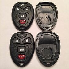 2 New Replacement 5 Button Remote Shell Cases + Pads OUC60270/OUC60221 15912860