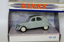 Dinky Matchbox 1/43 - Citroen 2cv 1957