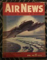 AIR NEWS Magazine - April 1942