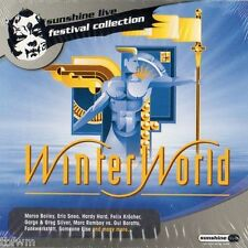 Sunshine Live - Winter World 2008 - 2CD NEU OVP - HOUSE TECHNO ELECTRO MINIMAL