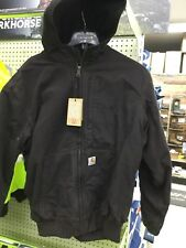 371477fbd9e8b Carhartt 102360-201 Full Swing® Sandstone Hooded Jacket - Sherpa Lined XLG  TALL