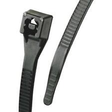 New listing Gardner Bender Xtreme Ties 8 In. x 0.08 In. Black Nylon Cable Tie (100-Pack)