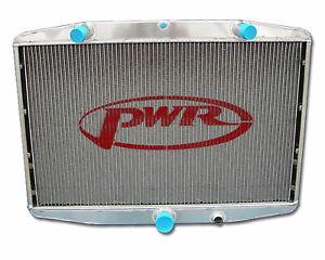 PWR Radiator 55mm fits Jaguar E-Type PWR5621 fits Jaguar E-Type 2+2 5.3 V12 (...