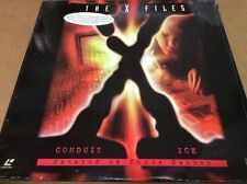 X-Files: Conduit/Ice Laserdisc Duchovny Anderson SEALED BRAND NEW